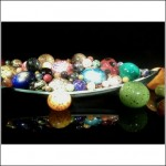Dale Chihuly art glass show in San Francisco