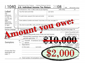 Filing Your Taxes