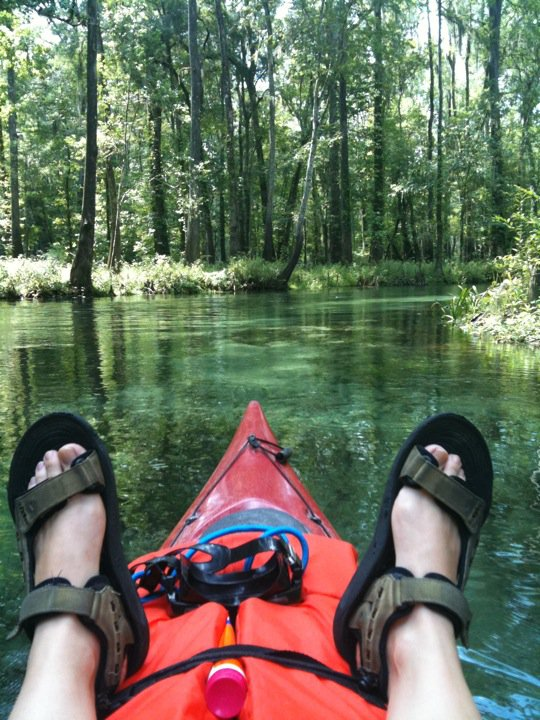 Ichetucknee River – it's not just a silly name