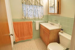 bathroom Carol Estates home