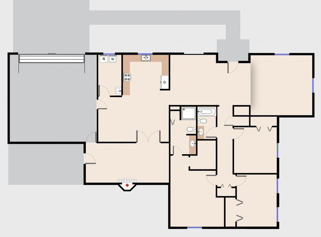 floorplan Monterey