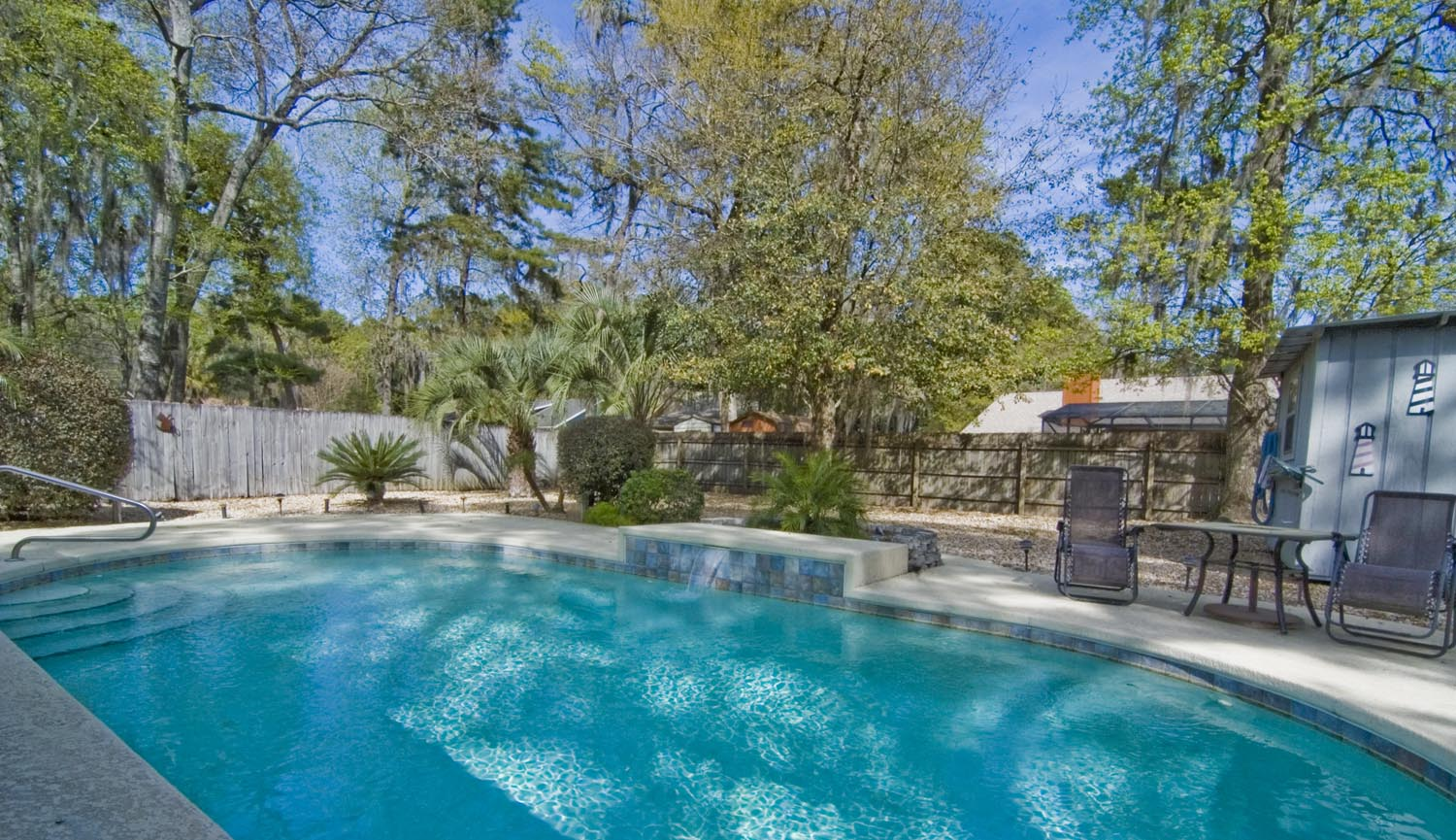 Now available summer creek pool home gainesvilleian for Florida pool show 2015