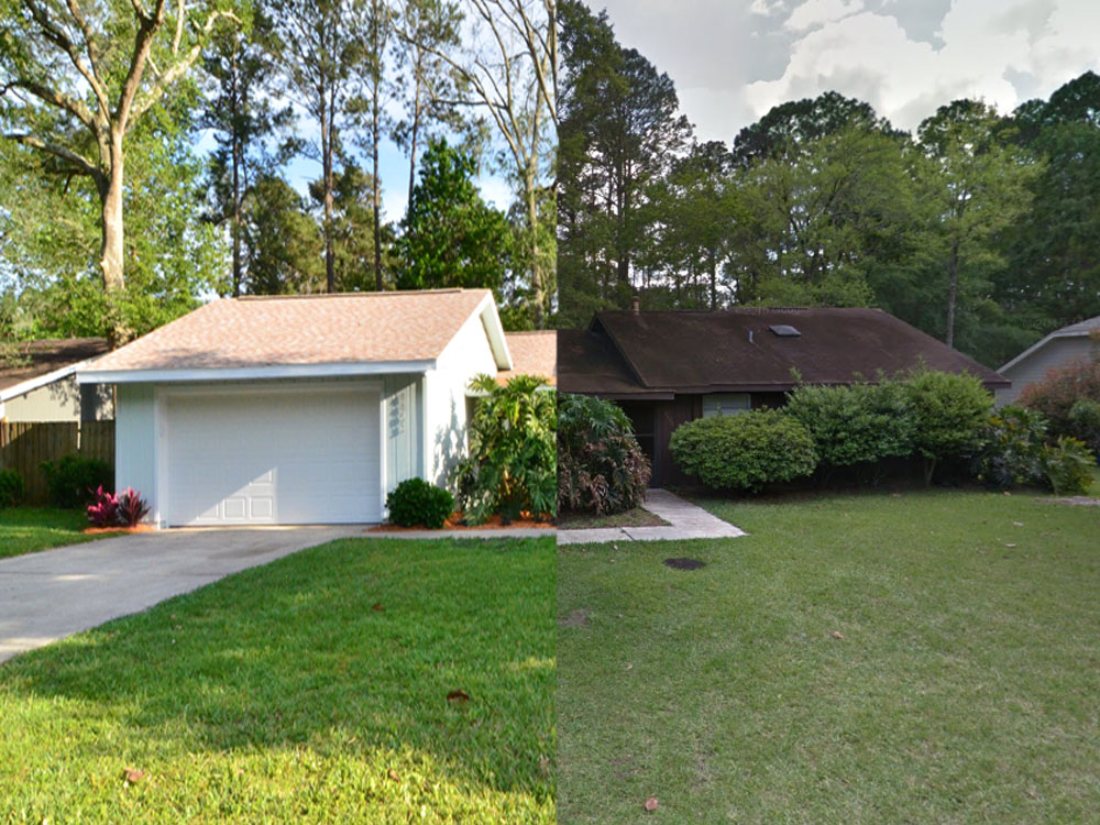 curb appeal comparison