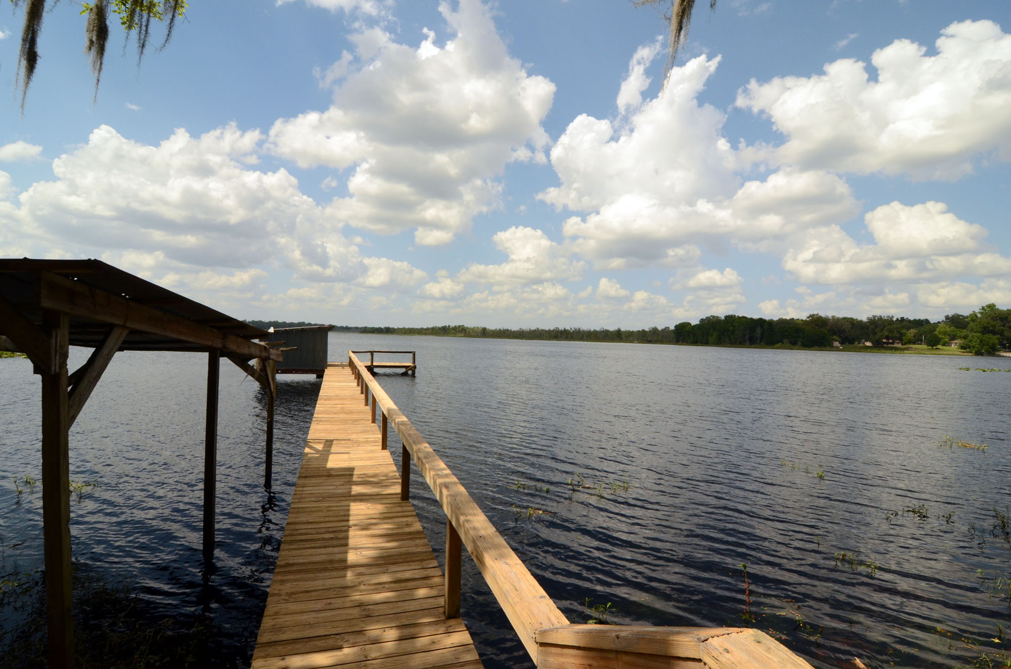 Sold: Lakefront Home 25 min from Gainesville