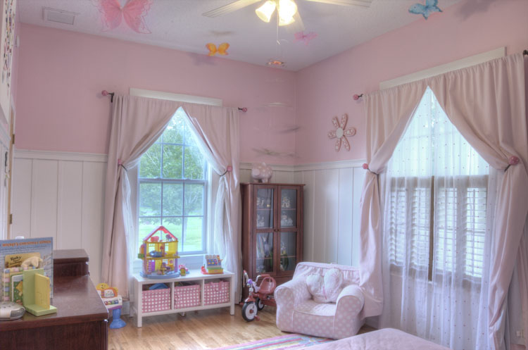 Butterfly Bedroom