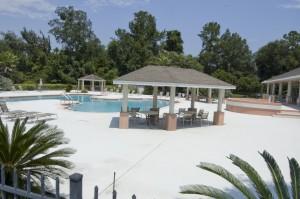 Poolside at Capri NW Gainesville