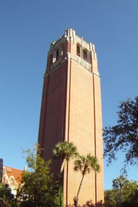 Century Tower University of Florida