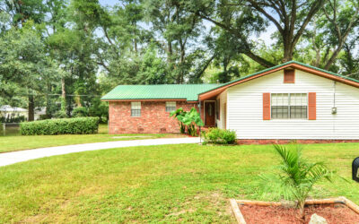 Now Available: Adorable Brick Home in Live Oak FL